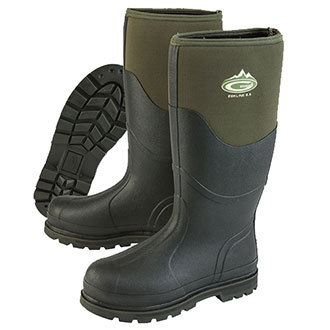 Grubs wellington boots