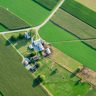 Buying agricultural land