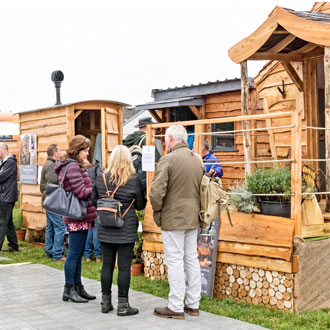 Glamping Show: Generating sustainable revenue for your farm through tourism