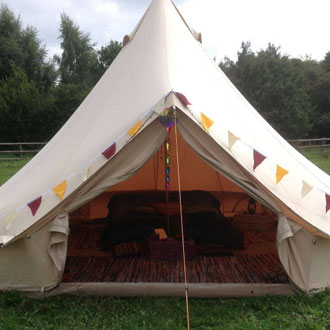 Tipi Bell Tent