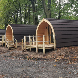 Bespoke buildings from Lune Valley Timber Buildings
