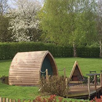 Slades Farm Leisure Pods