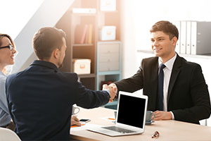 Applicant excepting job after successful interview tips used