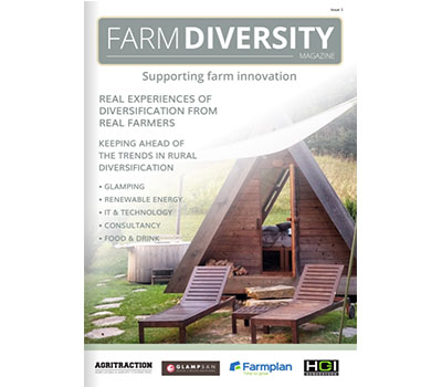 Farm Diversity magazine cover - issue 1