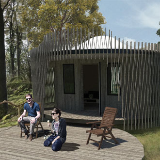 MWD Makers - glamping units