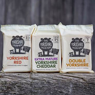 The Yorkshire Creamery dairy products