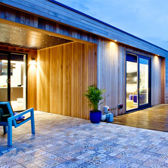 Retreat Homes and Lodges exterior