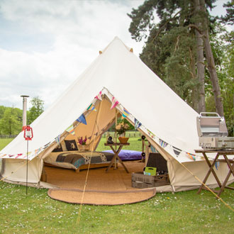 SoulPad bell tent