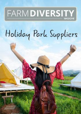 Holiday Park Suppliers front cover